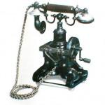 Ergonomie d'un vieux téléphone