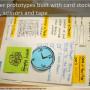 Prototypage dans le cadre du Design Thinking